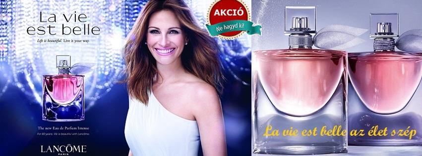 Lancome La Vie Est Belle L'Eau de Parfum Intense női parfüm