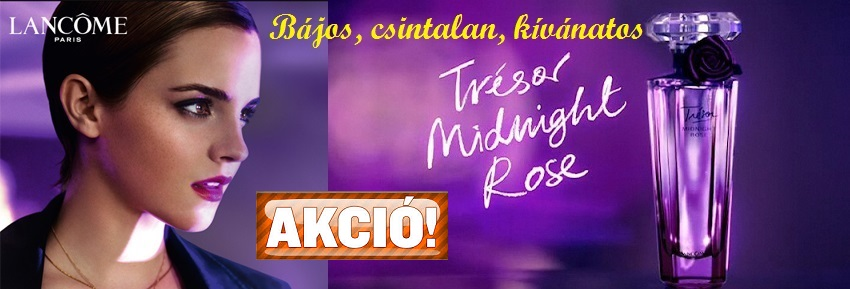 Lancome Tresor Midnight Rose női parfüm
