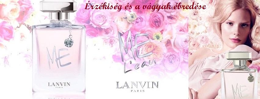 Lanvin Me L'Eau női parfüm