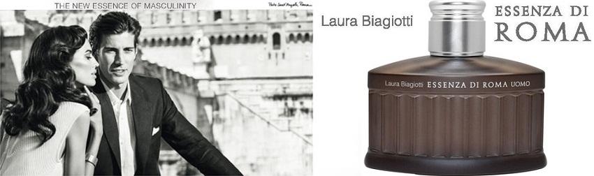 Laura Biagiotti - Essenza di Roma Uomo (M)