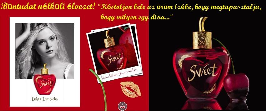 Lolita Lempicka Sweet női parfüm