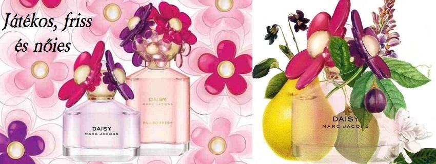 Marc Jacobs Daisy női parfüm