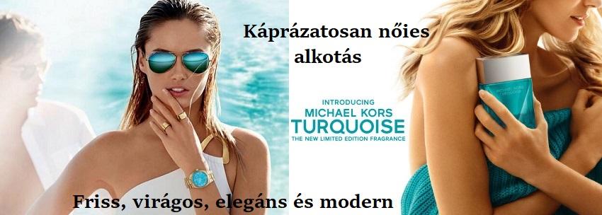 Michael Kors Turquiose női parfüm