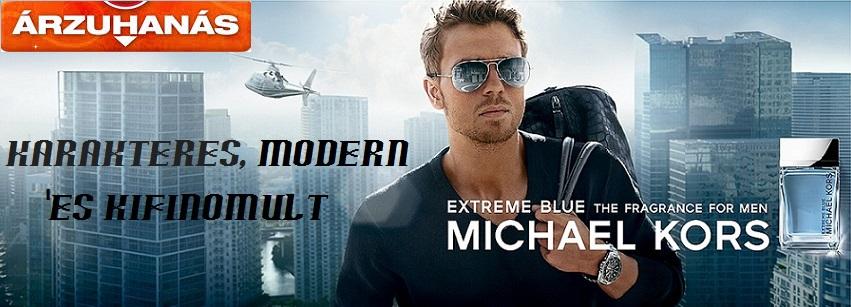 Michael Kors Man Extreme Blue férfi parfüm