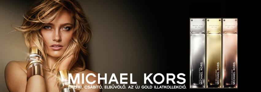 Michael Kors 24K Brilliant Gold női parfüm