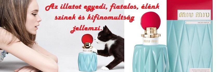 Miu Miu női parfüm