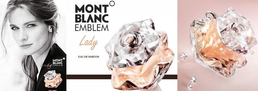Mont Blanc Lady Emblem női parfüm