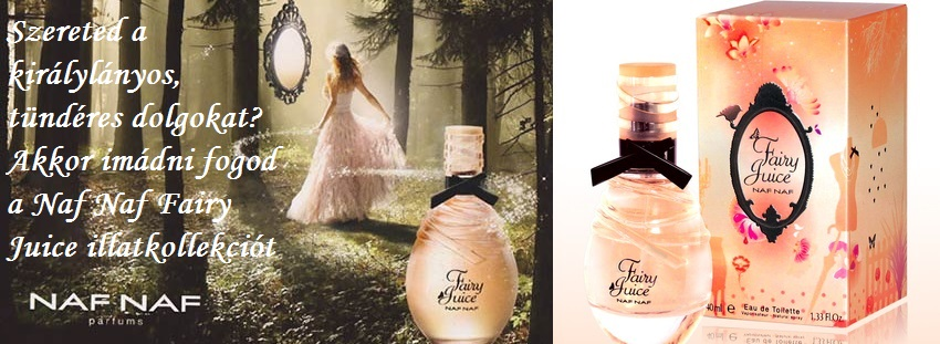 Naf Naf Fairy Juice női parfüm