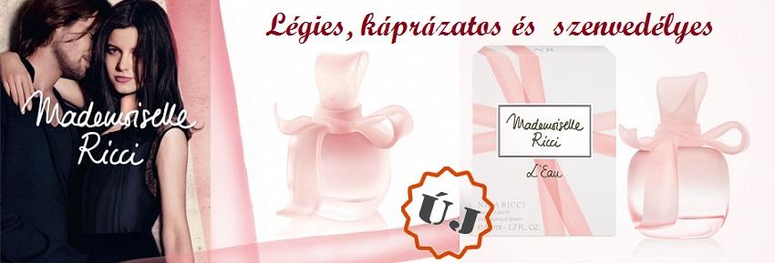 Nina Ricci Mademoiselle Ricci L` Eau női parfüm