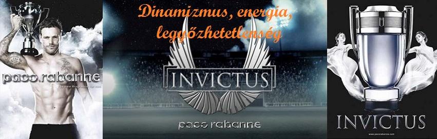 Paco Rabanne Invictus férfi parfüm