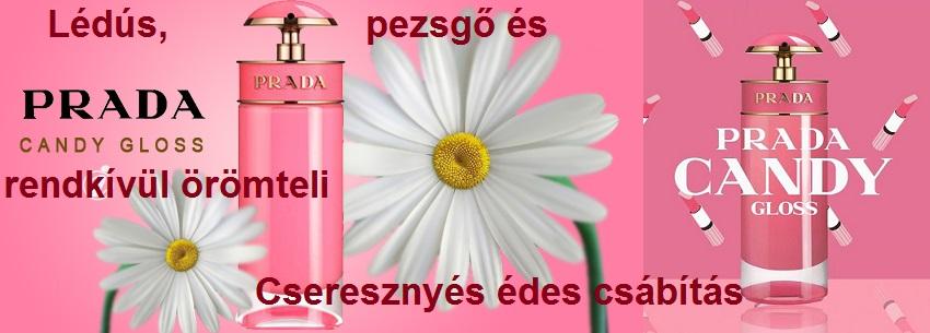 Prada Candy Gloss női parfüm