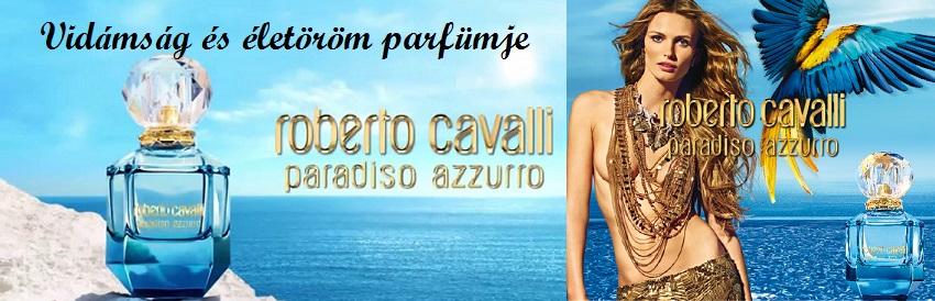 Roberto Cavalli Paradiso női parfüm