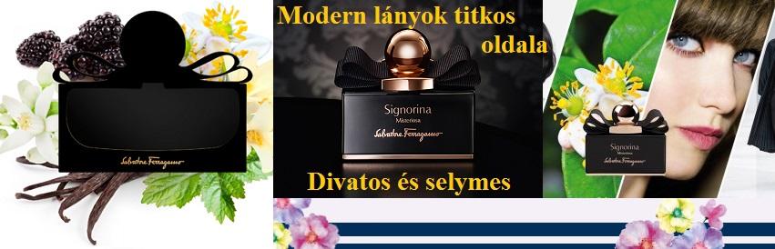 Salvatore Ferragamo Signorina Misteriosa női parfüm