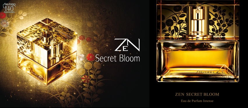 Shiseido Zen Secret Bloom női parfüm