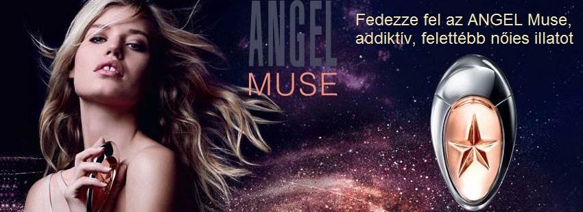 Thierry Mugler Angel Muse női parfüm