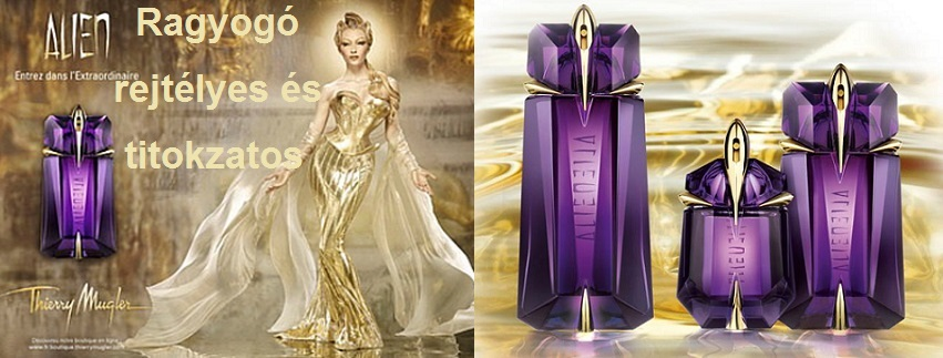 Thierry Mugler Alien női parfüm