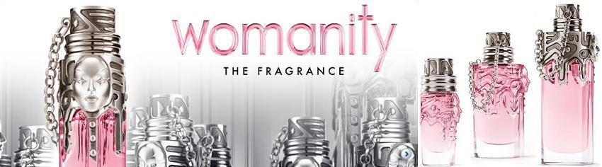 Thierry Mugler Womanity női parfüm