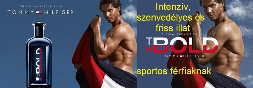 Tommy Hilfiger TH Bold férfi parfüm