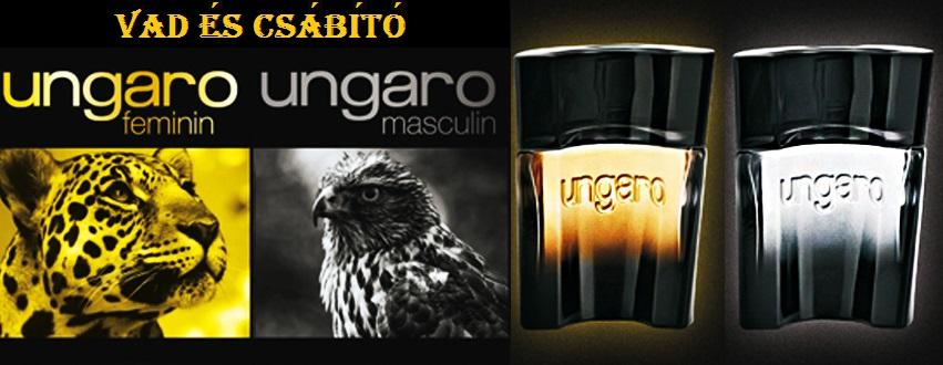 Ungaro Feminin női parfüm