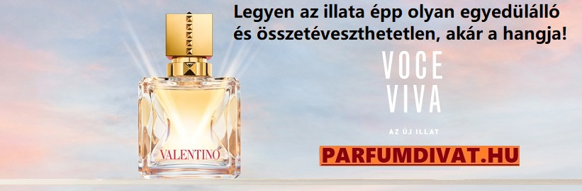 Valentino Voce Viva női parfüm