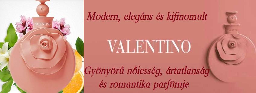 Valentino Valentina Blush női parfüm