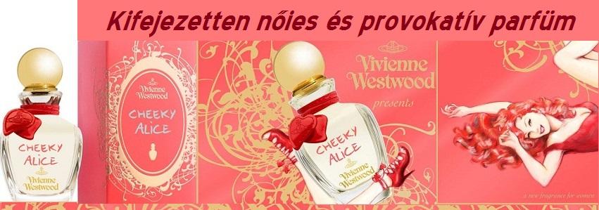 Vivienne Westwood Cheeky Alice női parfüm