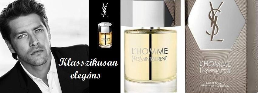 Yves Saint Laurent L' Homme