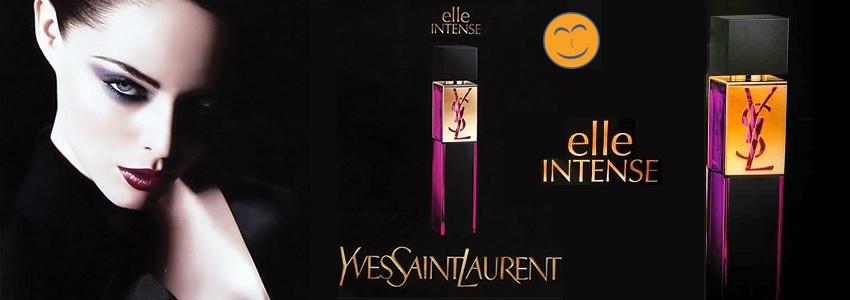 Yves Saint Laurent Elle Intense női parfüm