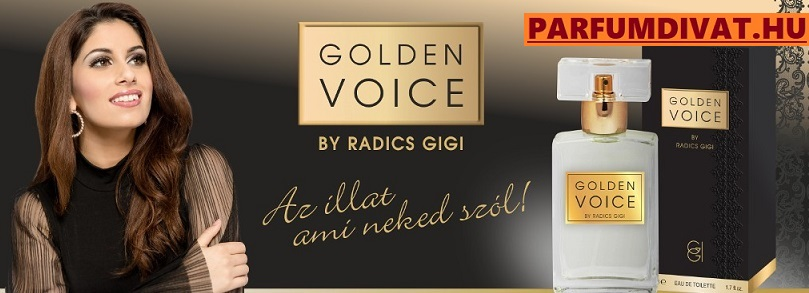 Radics Gigi Golden Voice