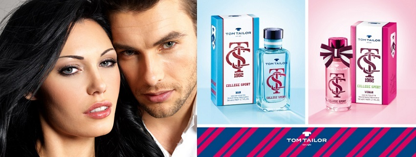 Tom Tailor College Sport Woman női parfüm