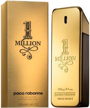 Paco Rabanne 1 Million férfi parfüm