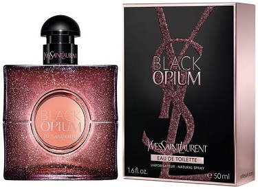 Yves Saint Laurent Black Opium EDT 2018