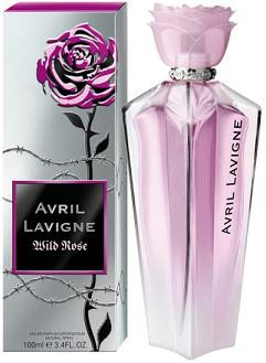 Avril Lavigne Wild Rose női parfüm