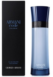 Giorgio Armani Code Colonia férfi parfüm