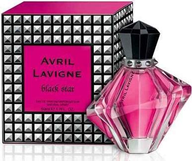 Avril Lavigne Black Star