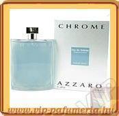 Azzaro Chrome illatcsalád