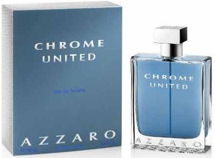 Azzaro Chrome United férfi parfüm