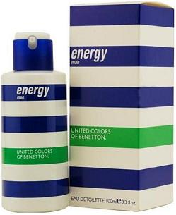 Energy Man (M)- 100ml EDT
