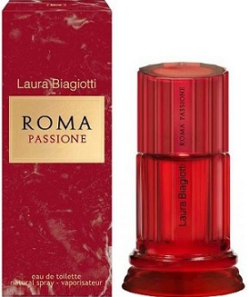 Laura Biagiotti Roma Passione női parfüm