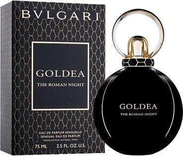 Bvlgari Goldea The Roman Night női parfüm