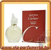 Cartier Panthere parfüm illatcsalád