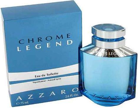 Azzaro Chrome Legend férfi parfüm