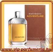 Davidoff Adventure parfüm illatcsalád