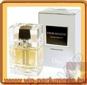 Christian Dior Homme parfüm illatcsalád