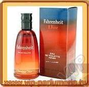 Christian Dior Fahrenheit parfüm illatcsalád