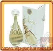 Christian Dior J'adore parfüm illatcsalád