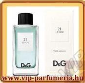 Dolce & Gabbana 21 Le Fou parfüm