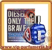 Diesel Only The Brave Captain America