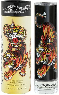 Ed Hardy Men's (M)-   50ml EDT