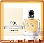 Giorgio Armani Emporio Armani Because it's You női parfüm